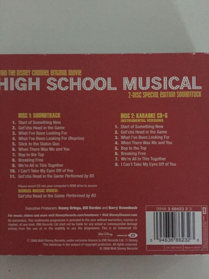 Disney/High School Musical: High School Musical, andet
