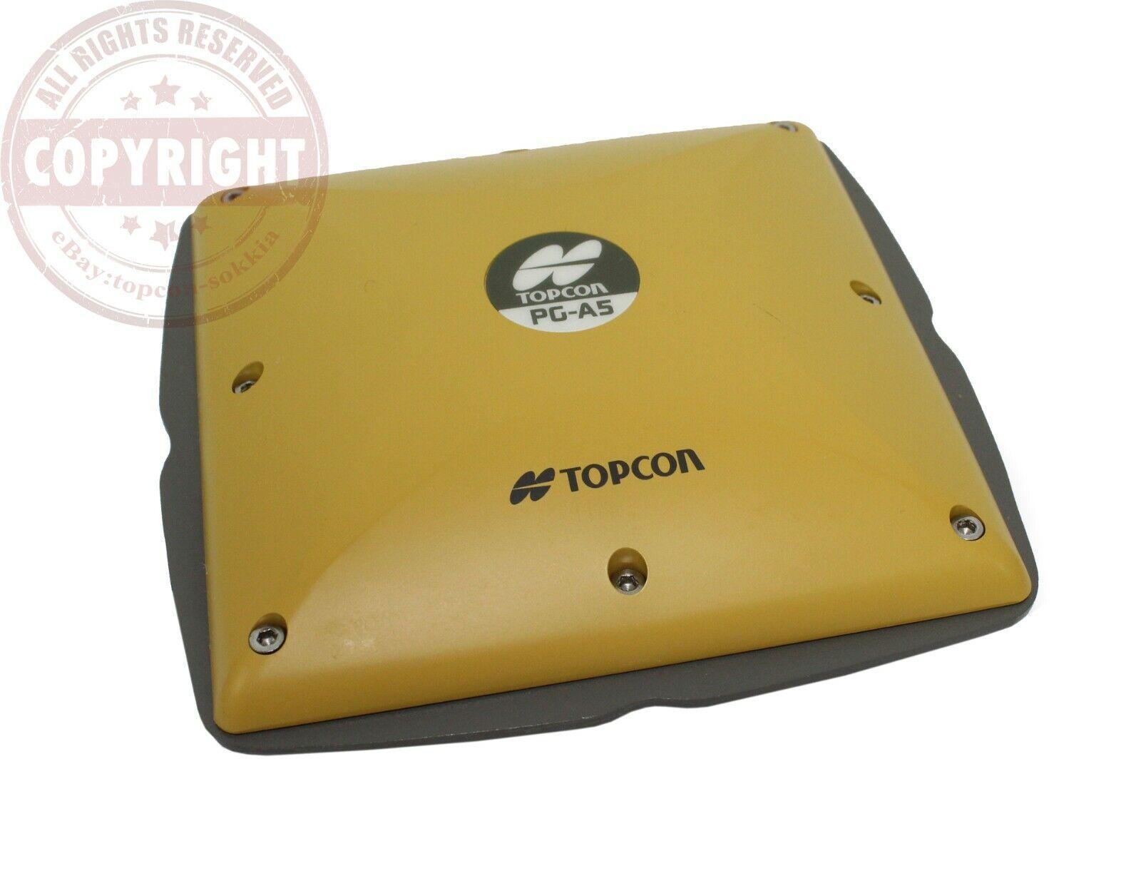 TOPCON PG-A5 GPS ANTENNA,GLONASS,SURVEYING,RTK,MACHINE CONTROL,01-840201-05
