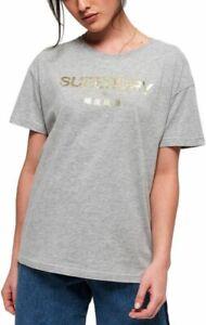 Superdry-Women-039-s-Premium-Brand-Luxe-Portland-T-Shirt