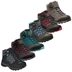 Regatta Lady Samaris II Mid Womens Waterproof Walking Boots