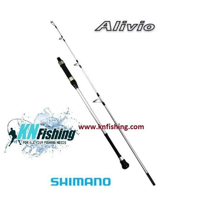 Shimano _  alivio Bote Pesca Universal  _ _ barco _ ROD_1.35M_1.50M