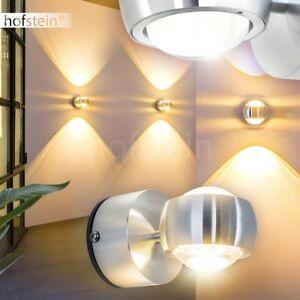 LED Design Bad Wand Beleuchtung Lampe Wohn Schlaf Bade Zimmer Leuchten Aluminium