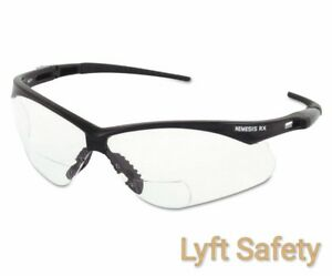 JACKSON NEMESIS 28621 V60 ANSI Rx +1.5 Diopters Readers Safety ... 413ff7f845