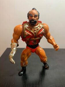 VINTAGE, Motu, Jitsu, Action Figure, Mattel, 1983, He-Man, w/ Armor