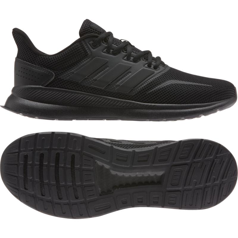 Adidas Hommes Chaussures De Course Runfalcon Entraînement Athlétique Gym Sports