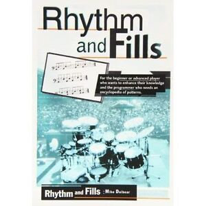 Rhythm-And-Fills-Sheet-Music-for-Drums-Used-Good-Book