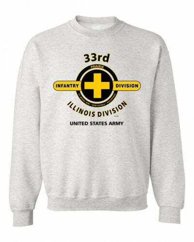 """1ST CAVALRY DIVISION /"""" THE FIRST TEAM /"""" BATTLE /& CAMPAIGN SWEATSHIRT"""