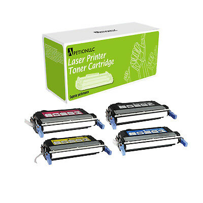 4PK CB400A CB401A CB402A CB403A Toner Set For HP Color LaserJet CP4005 CP4005n