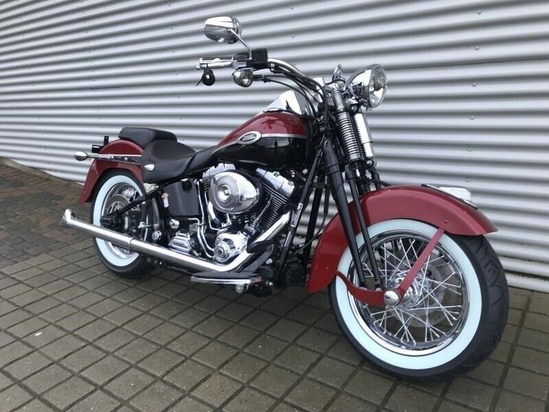 Harley-Davidson, FLSTSCI Springer Classic, ccm 1449