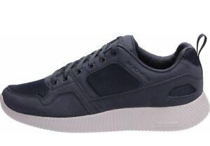 SKECHERS-DEPTH-CHARGE-EADDY-52399-NVY-scarpe-uomo-sportive-running-pelle-blu