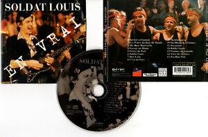 SOLDAT-LOUIS-034-En-Vrai-a-l-039-Oceanis-034-CD-1997