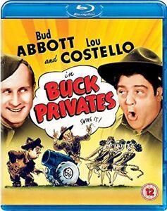 Abbott-And-Costello-In-Buck-Privates-Blu-ray-DVD-Region-2
