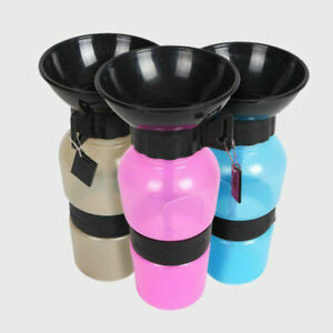 500ml-Dog-Drinking-Outdoor-Travel-Water-Bottle-Pet-Puppy-Cat-Portable-Feed-Bowl