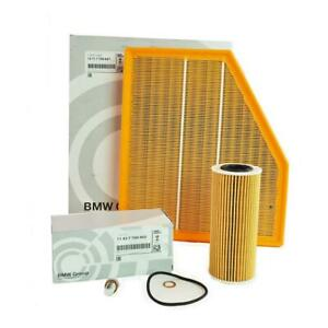 Orig. BMW Oil Filter Air Filter 5er E60 E61 6er E63 E64 535d 635d Coupe Touring