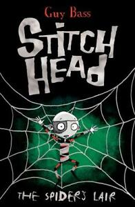 The-Spider-039-s-Lair-Stitch-Head-Bass-Guy-New