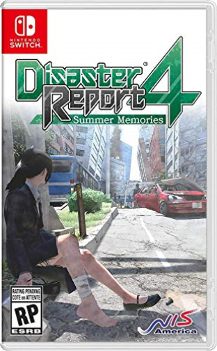 DISASTER REPORT 4: SUMMER M...-DISASTER REPORT 4: SUMMER ME (UK IMPORT) GAME NEW
