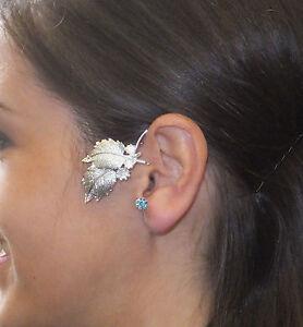 Ohrringe ohne ohrloch munster