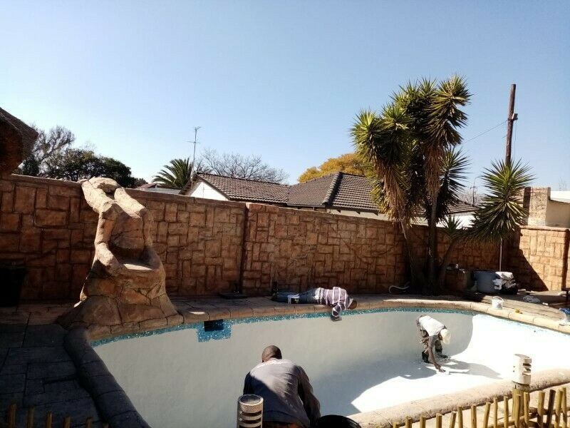 Pool Renovations specials call us on 083 743 0775