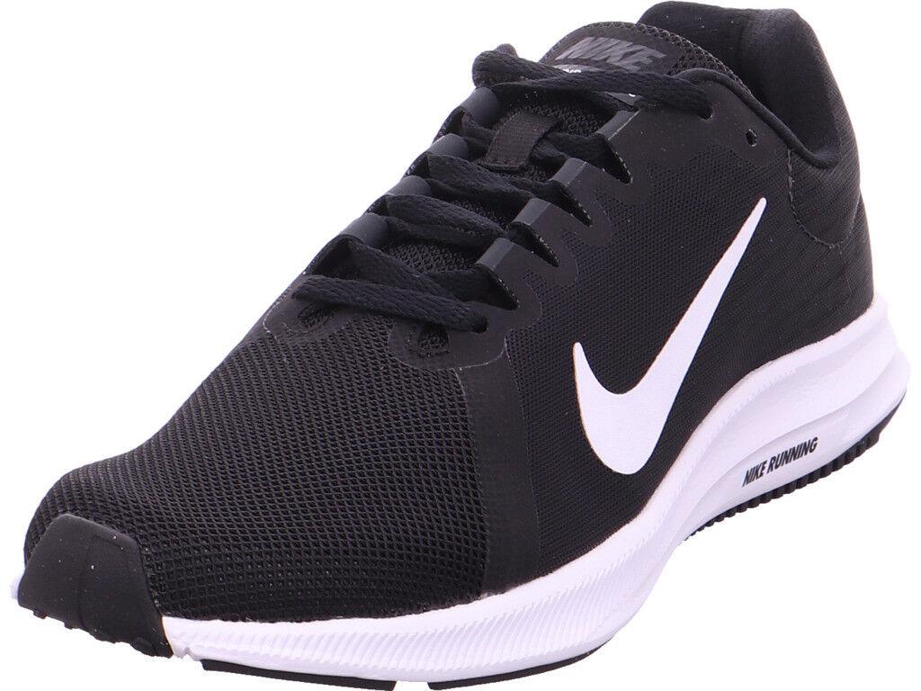 Nike Herren Nike Downshifter 8 Turnschuhe schwarz König der Quantität