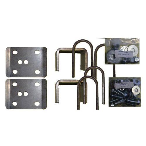 AXL-GM6072 Axle Relocater Flip Kit Pr C10
