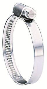 Collier de serrage BANDE PLEINE Acier Zingué (type Serflex ©) 12-22 mm  Lot de 2
