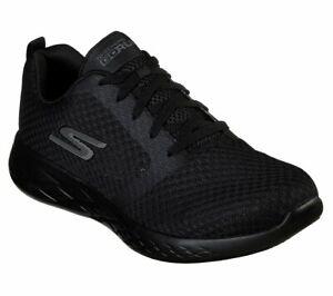 SKECHERS-55098-GO-RUN-600-CIRCULATE-scarpe-uomo-sportive-sneakers-memory-tessuto