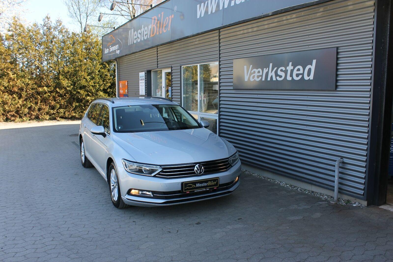 VW Passat 1,4 TSi 150 Comfortline Variant 5d - 199.800 kr.