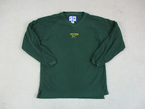 VINTAGE-Dallas-Stars-Sweater-Adult-Medium-Green-Gold-NHL-Hockey-Pullover-Men-90s