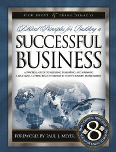 Biblical Principles for Building a Successful Bus... by Damazio, Frank Paperback