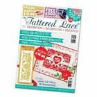Tattered Lace Magazine Issue 32 With Charisma Sweet Poppy Die and CD ROM