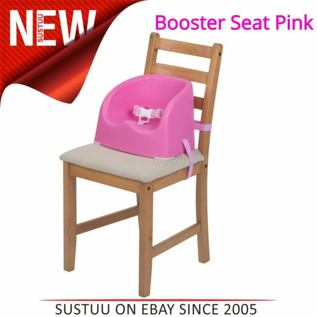 Safety 1st Essential Booster Seat│Kid/'s Safe Portable Chair│Indoor//Outdoor│Black