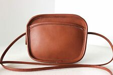 Vintage COACH Tan SMALL HADLEY CROSS BODY SHOULDER BAG HANDBAG 9935  VGUC USA