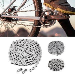 Cadena 6 7 8 / 9 / 10 Velocidad Recambios para MTB MTN BTX Bicicleta de Montaña