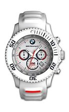 BMW Motorsport Uhr Ice Watch weiß Big Motorsport Chrono BMW Uhr BM.CH.WE.B.S.13