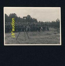 WW II GERMAN MILITARY w PERISCOPE / MILITÄR PERISKOP * 1930s Photo - no PC !