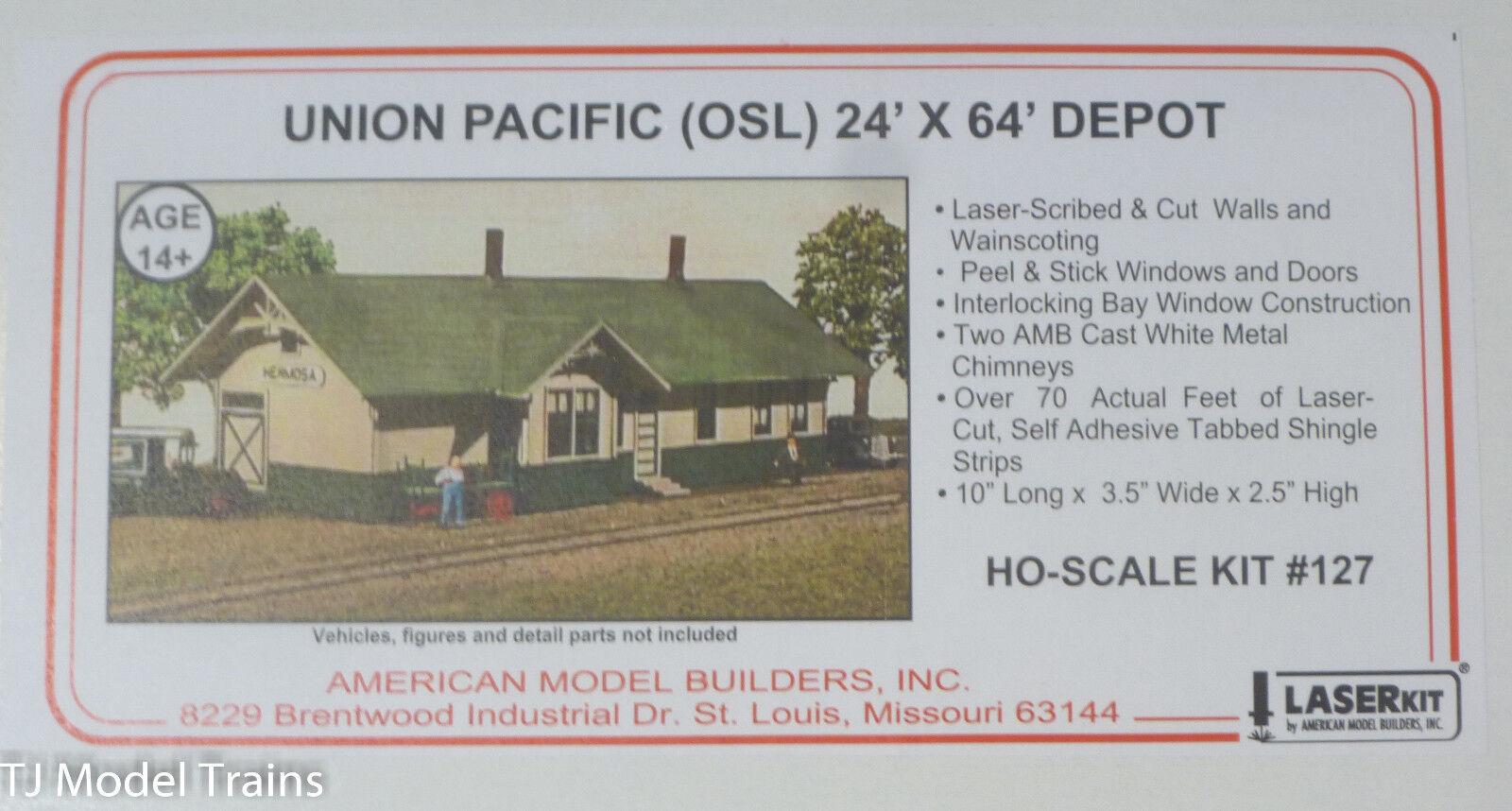 American Model Builders HO UP Standard Depot Kit