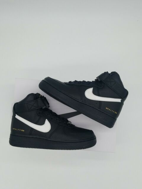 Size 7.5 - Nike Air Force 1 High x 1017 ALYX 9SM Black White 2020