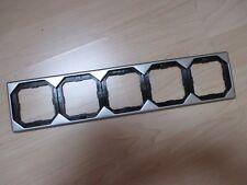 Merten OctoColor 2-fach Rahmen in titan