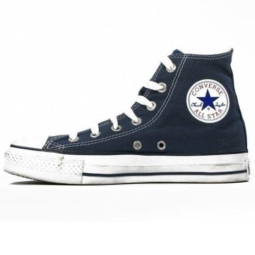 Converse Schuhe All Star Hi Blau M9622C Sneakers Chucks Blau Gr. 44