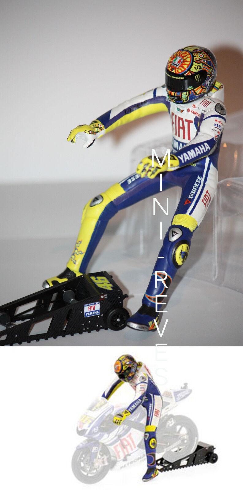 Minichamps MotoGP Figurine V. Rossi 2009 1/12 312090046
