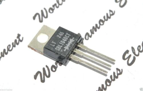 SBL1040CT Transistor TO-220 Genuine 1pcs