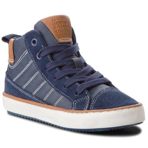 J842cb Scarpe Geox Polacchi Uomo Alonisso Sneakers Pelle Ragazzo Bambino Respira tqtE6