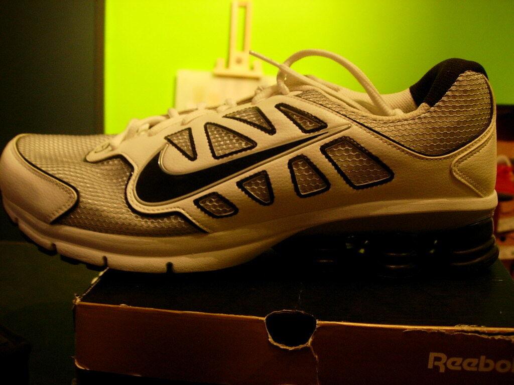 Nike Shox Qualify Uomo White,  Uomo Qualify 13 3a3f76