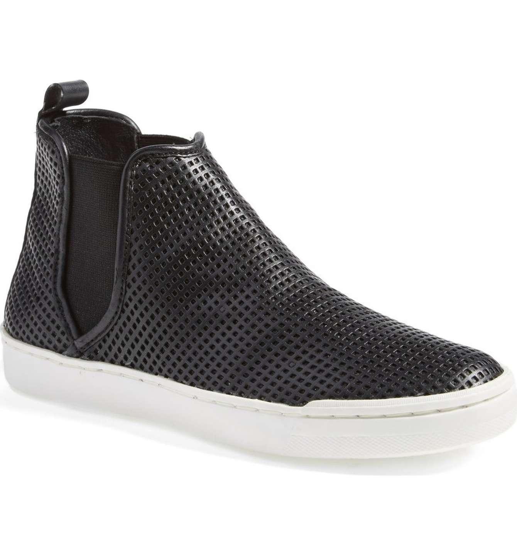 Steve Madden 'Elvinn' Black Sneakers 5151 Size 7.5 M
