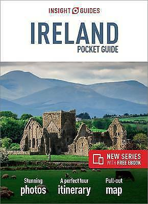 1 of 1 - Insight Guides: Pocket Ireland (Insight Pocket Guides), Apa, New Book