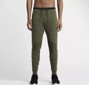 61810fa891a0 832180-331 New with tag MEN S NIKE Tech Knit jogger Pants  190