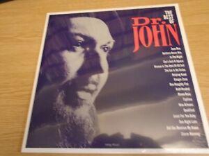DR-JOHN-The-Best-Of-UK-LP-2020-new-mint-sealed-vinyl-180g