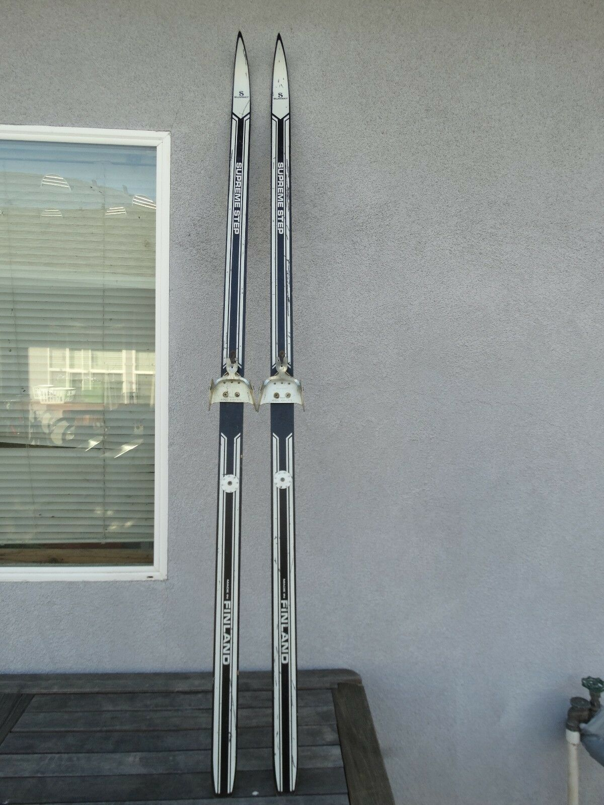 Summit XC Cross Country Skis 70  180 cm Summit Bindings Nordic Norm Med 75mm