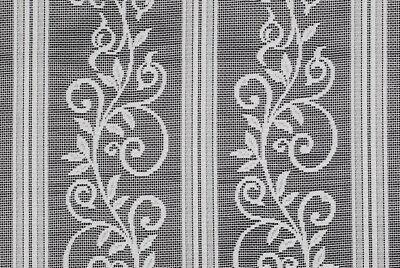 Scheibengardine Häuser Bistrogardine Gardine Panneaux Küche 30//45//60//90//120 hoch