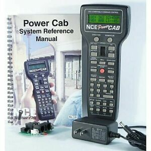 NCE-Power-Cab-Complete-DCC-Starter-System-UK-Edition-5240042